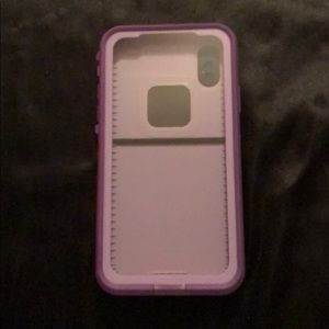 Lifeproof iPhone X case